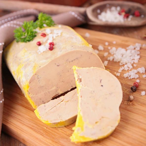 Foie gras miel domaine Chezelles