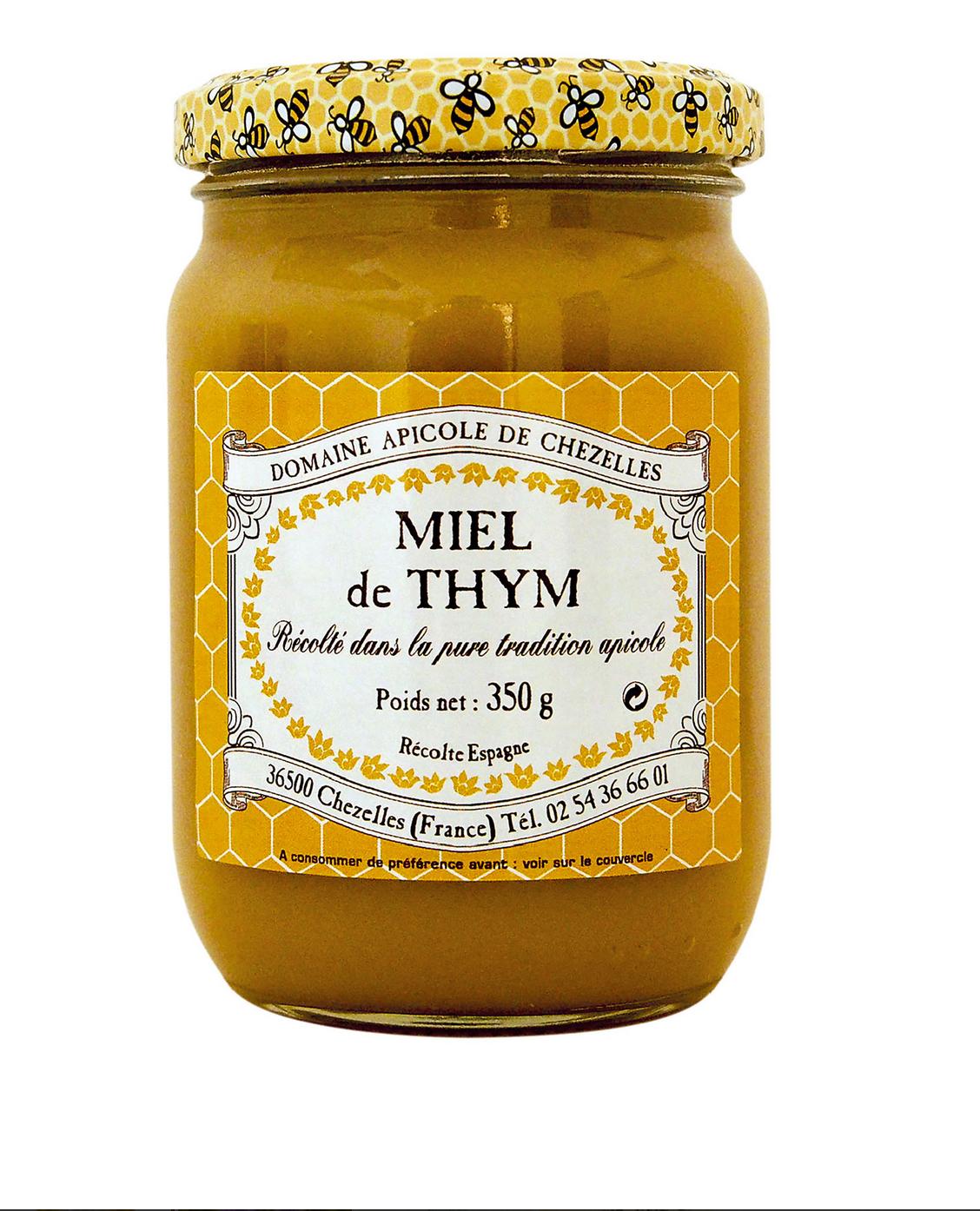 miel de thym maison