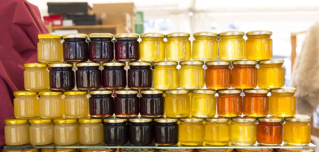 Soigner un rhume par le miel