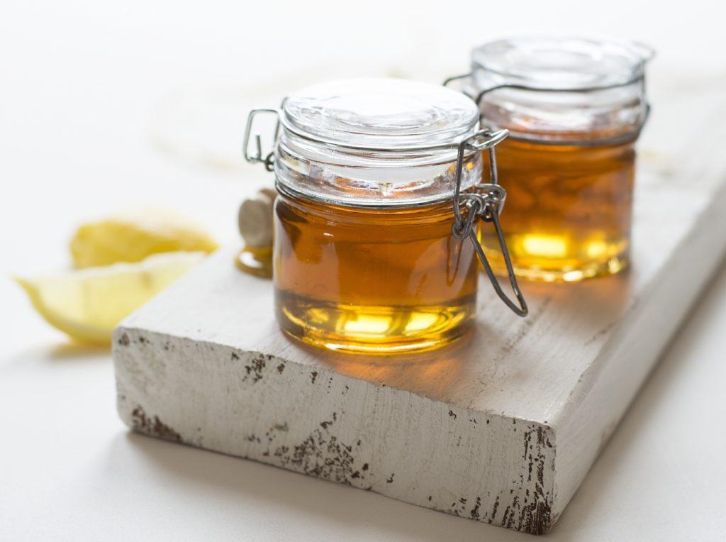 sauce au miel