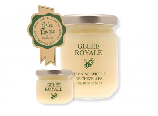 gelée royale domaine de Chezelles