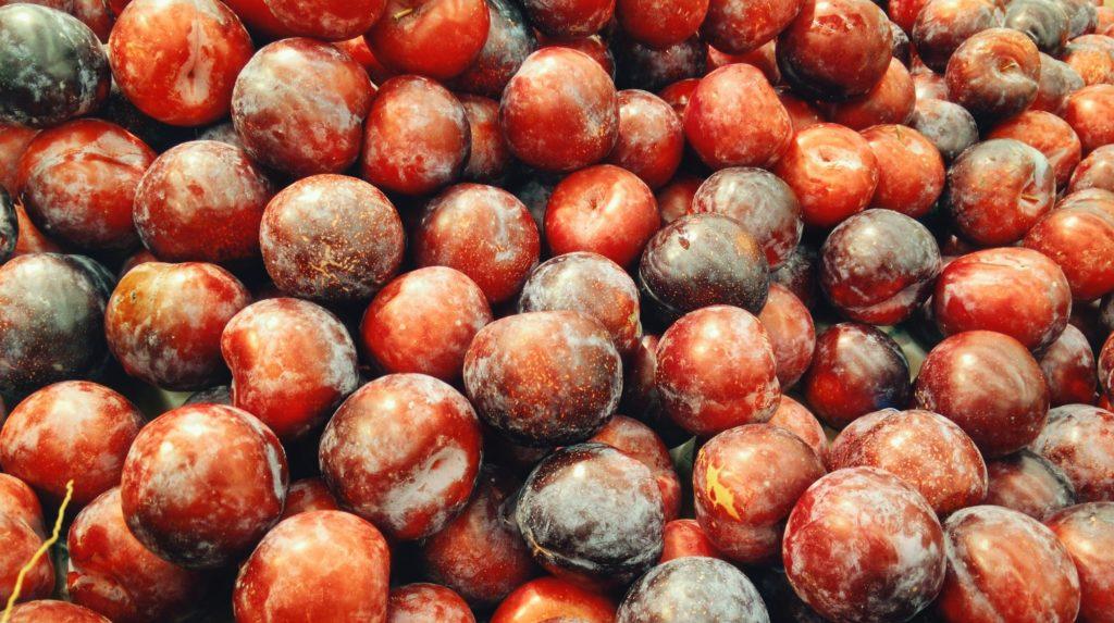 Recette avec des prunes