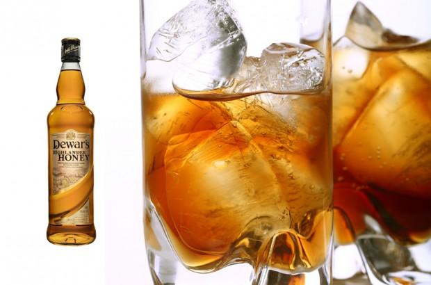 Whisky au miel